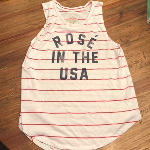 Rosé in the USA tank